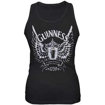 Guinness - Fly Girl Juniors Tank Top