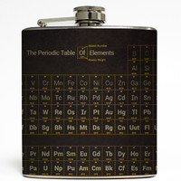 Periodic Table by Cognitive Surplus - Geeky Flask