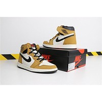 Air Jordan 1 Retro High Rookie of the year 555088-700 AJ1