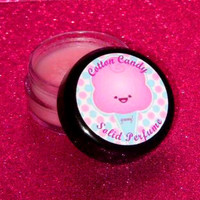 Cotton Candy Kawai Cute Solid Perfume Kawaii by GyspyTreasureBox