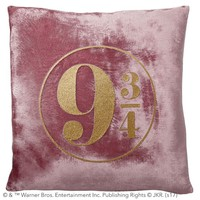 HARRY POTTER™ PLATFORM 9 3/4™ Pillow