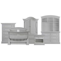 Baby Appleseed® Chelmsford Nursery Furniture Collection in Moon Grey