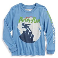 Peek 'Disney - Peter Pan' Graphic Long Sleeve