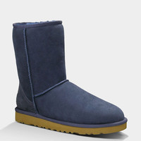 Ugg Classic Short Womens Boots Navy  In Sizes