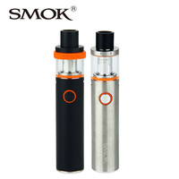 Original Smok Vape Pen 22 Kit with Built-in 1650mah Battery No-leaking Tank electronic cigarette vape kit with 0.4ohm Dual Core
