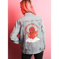 Heaven Can Wait Denim Jacket