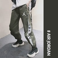Nike Fashion Women Men Casual Print Sport Pants Trousers Sweatpants