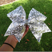 Cheer Bow by CheerBowXO on Etsy