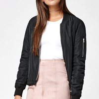Kendall and Kylie Paneled Back Zip Denim Skirt at PacSun.com
