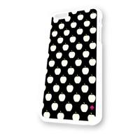 Kate Spade Apple White Plastic For iPhone 6 Case