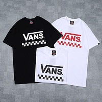 VANS Women Short Sleeve Bowknot Top