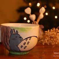 Cup of Totoro sleeping