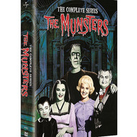 Walmart: The Munsters: The Complete Series (Full Frame)