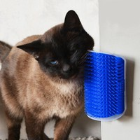 Cat Comb Brush Massage Device