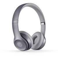 Beats Solo 2 Wired On-Ear Headphone - Royal Collection - Stone Grey