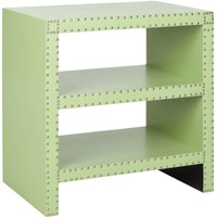 Lacey Side Table Light Green Light Green
