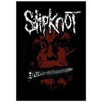 Slipknot - Zipper Face Tapestry
