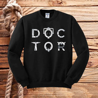 doctor who sweater unisex adults