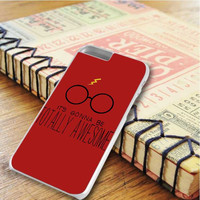 Harry Pootter Quote Harry Potter Glasses And Scar iPhone 6 Plus | iPhone 6S Plus Case
