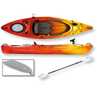 Manatee Deluxe Angler Kayak Package: Fishing at L.L.Bean