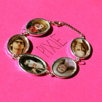 Rocky Horror Picture Show cameo bracelet by PIXIEandPIXIER on Etsy