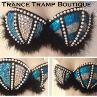 CLEARANCE Cheshire Kitty Rave Bra