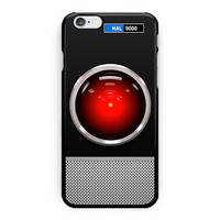 Hal 9000 Hello Dave Design iPhone 6 Plus Case