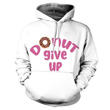Donut Give Up - You got this! Hoodie