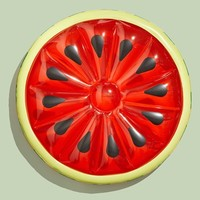 Swimline 'Watermelon Slice Island' Inflatable Pool Float