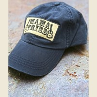 MAMA TRIED CAP-NAVY! - Junk GYpSy co.