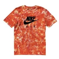 "Nike x Jeffersons Custom ""Trippy Red"" Tie Dyed T-Shirts"