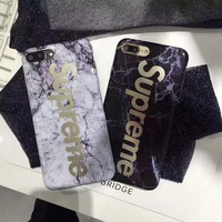 Supreme Iphone 6/6sp Iphone 7/7p Cute Stylish  Soft Phone Case [11516240268]