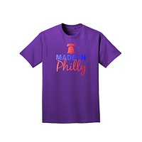 Made In Philly Adult Dark T-Shirt