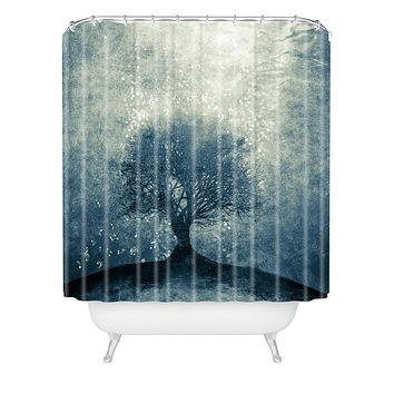 Viviana Gonzalez Songs From The Sea Shower Curtain