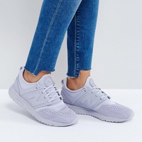 New Balance 247 Trainers In Lilac at asos.com