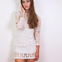 Lace Voyager Dress