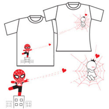 Captured By Your Love Couple T-Shirts - FindGift.com