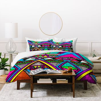 Kris Tate Tribal 1 Duvet Cover