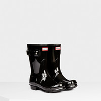 Original Short Gloss Rain Boots | Hunter Boot Ltd