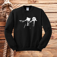 adventure time faction sweater unisex adults