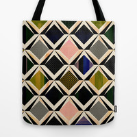 discovering diamonds Tote Bag by SpinL