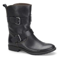 DCCKAB3 Montana Artisan Crafted Smoky Black Leather Boots