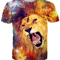 Three Eyed Lion T-Shirt