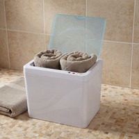 Towel Warmer  @ Sharper Image