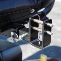 Haul-N-Go Scooter Tow Hitch Assembly J2820 - Challenger Accessories Scooter Trailer   TopMobility.com