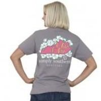 """Simply Southern State """"Kentucky"""" Tee-2x"""
