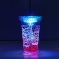 LED Light-Up Sipper Cup | Urban Outfitters