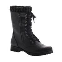 Madeline Girl Nora Boots Black