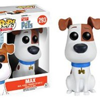 Funko POP Movies: Secret Life of Pets Action Figure - Max