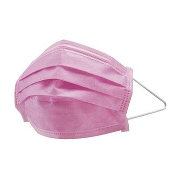 Face Mask Disposable 10 PCS - Pink (SHIPPING FROM USA _ within 3 Business Days )